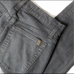 Joe's Jeans Henry Straight Leg Black Waist 31